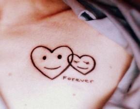 Forever tatoo