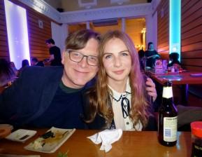 Norman Blake & Chloe Philip