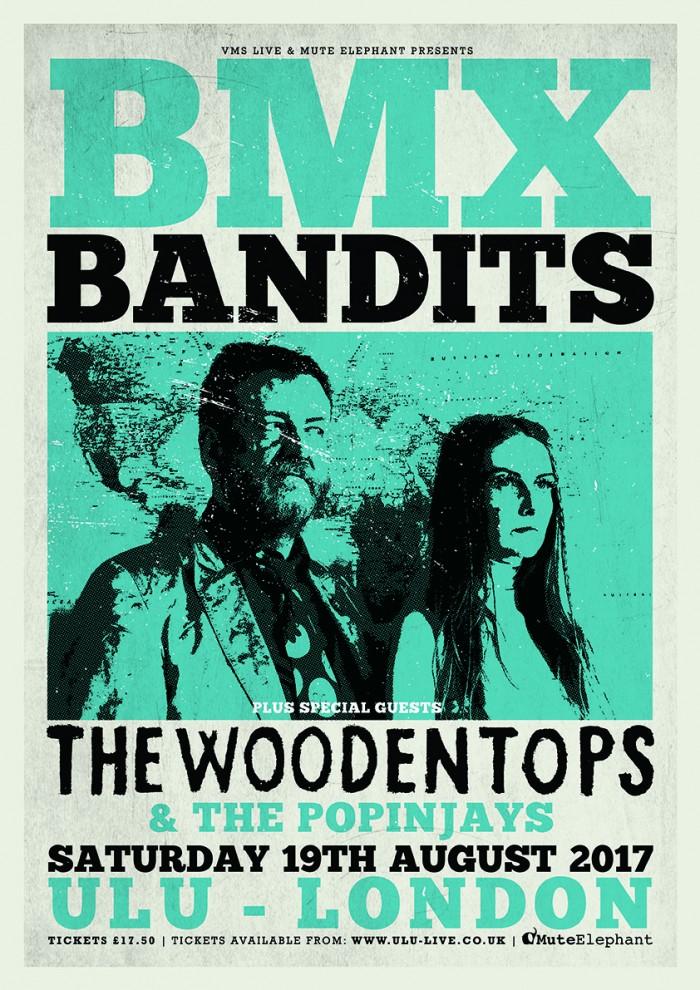 BMS Bandits A3 London PREVIEW