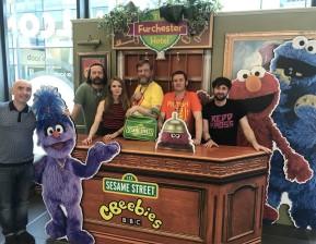 bmx muppets