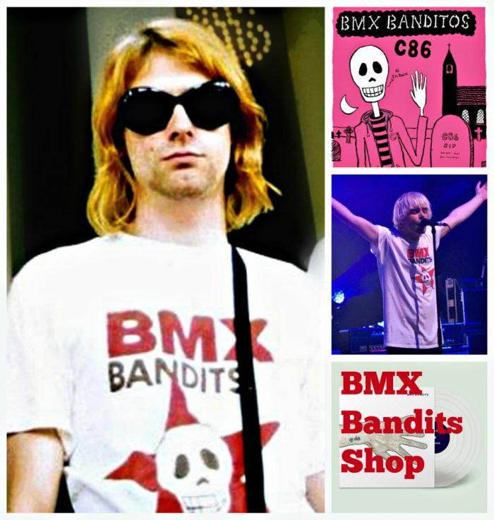 Kurt Cobain, Tim Burgess and BMX Bandits stuff